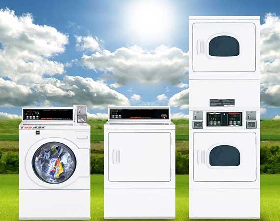 Laundry Equipment Lease | WASH