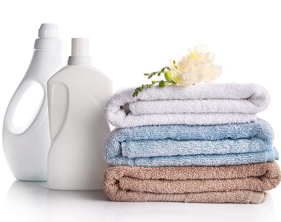 Use Fragrance-Free detergent for sensitive skin